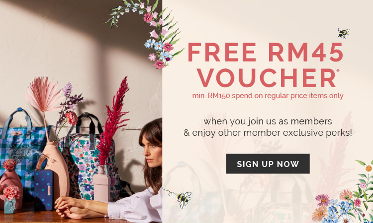 Free RM 45 Voucher and other benefits