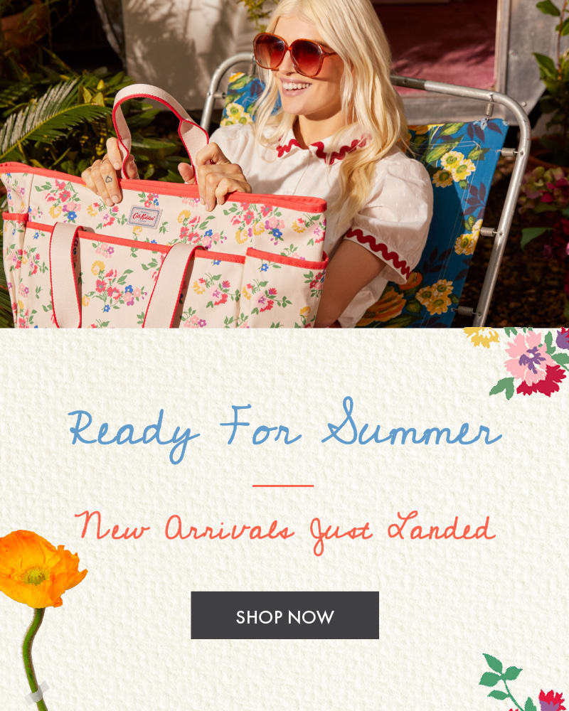 Ready For Summer - New Arrivals Just Landed