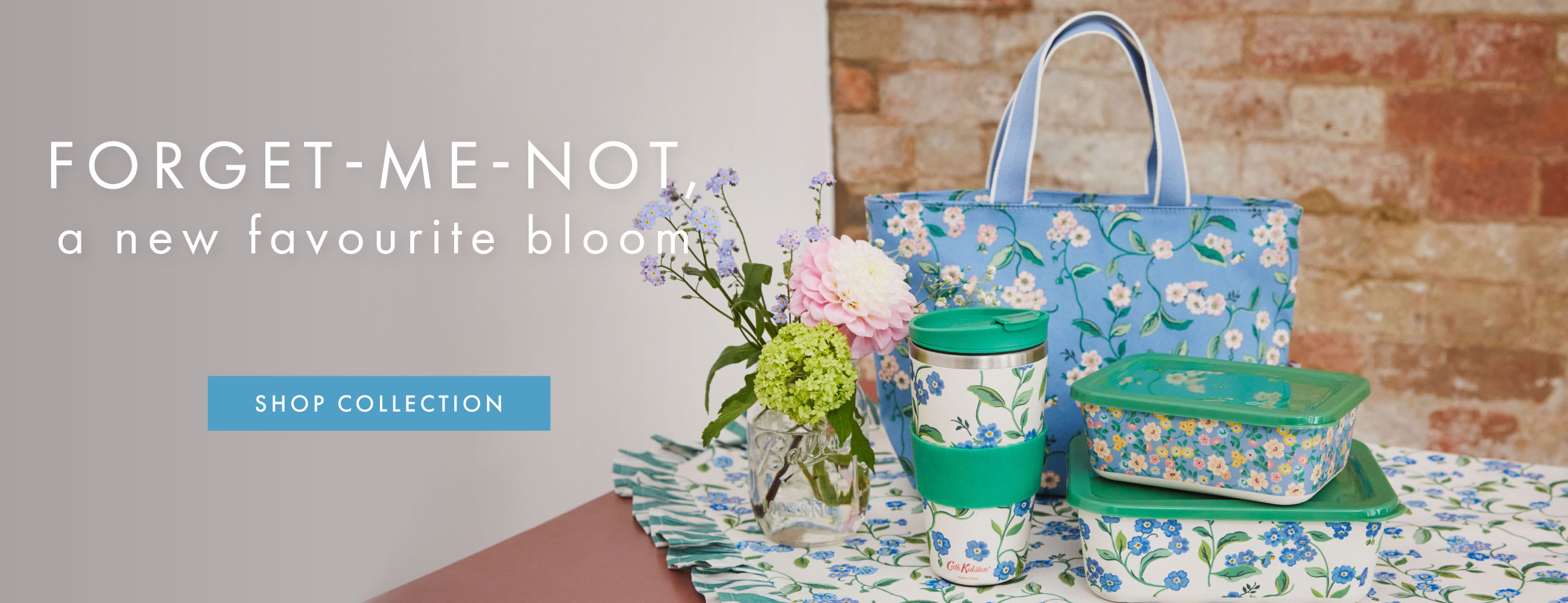 FORGET-ME-NOT: A New Favourite Bloom